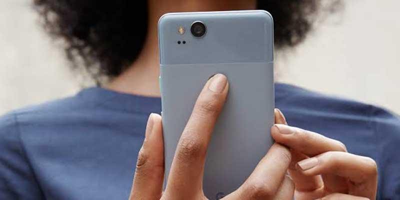 Google Pixel 2 Fingerprint