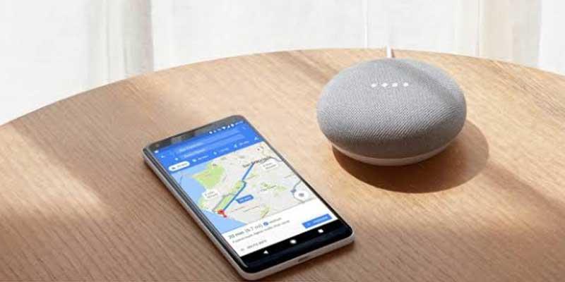 Google Pixel 2 dan Google Home
