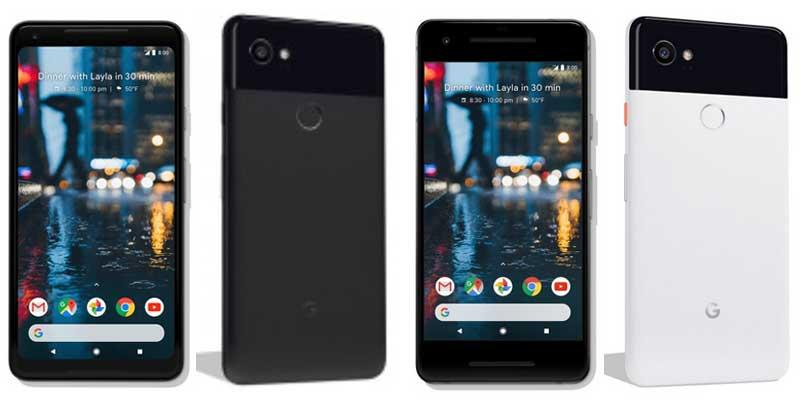 Google Pixel 2 dan Pixel 2 XL 1