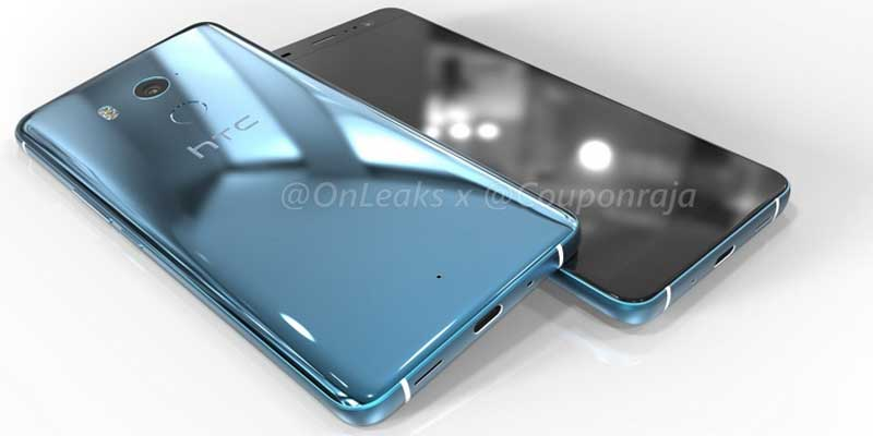 Design and Specifications Revealed HTC U11 Plus, Got RAM 6 GB
