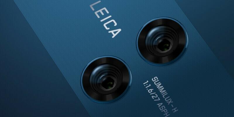 Huawei Mate 10 Kamera