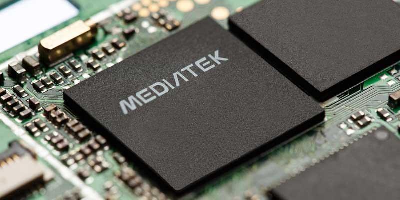 MediaTek Prosesor Header
