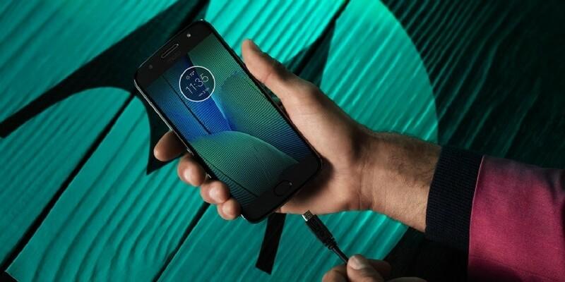 Moto G5S Plus Turbo Power