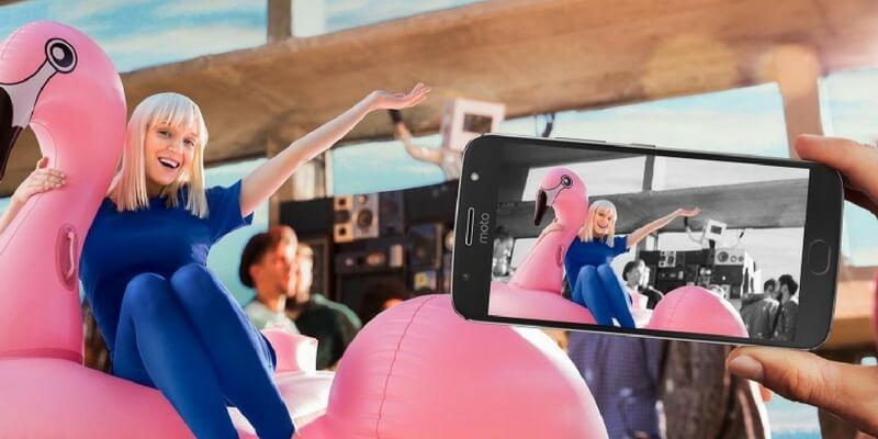Moto G5S Plus video