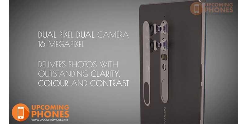 New Nokia Edge 9 dual cam