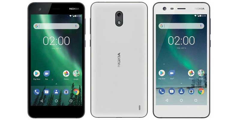 Nokia 2 Have Battery 4000 mAh, price?