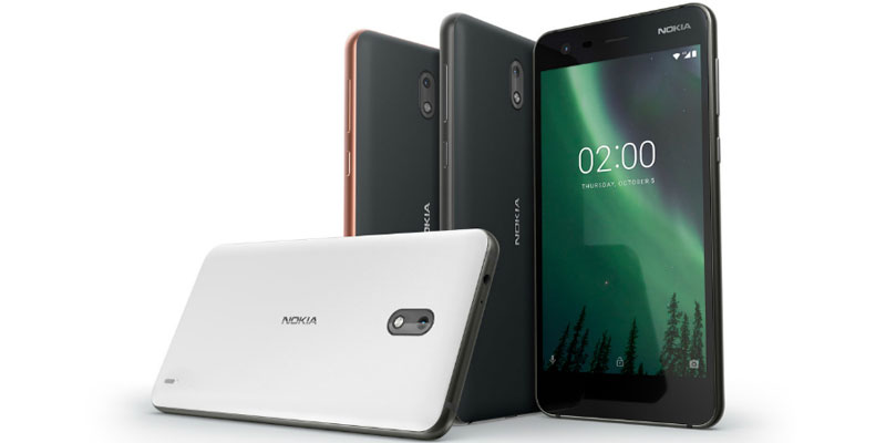 Nokia 2 Resmi