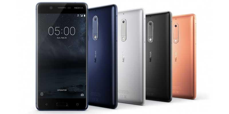 Nokia Android HMD