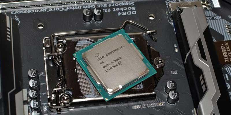 Prosesor Intel 1