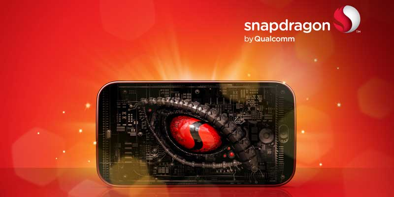 Snapdragon logo monster 1