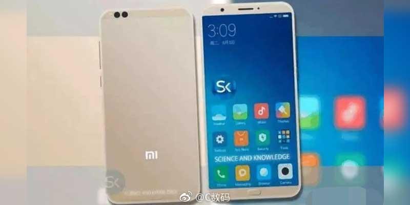 Xiaomi Mi 6C Leak Header