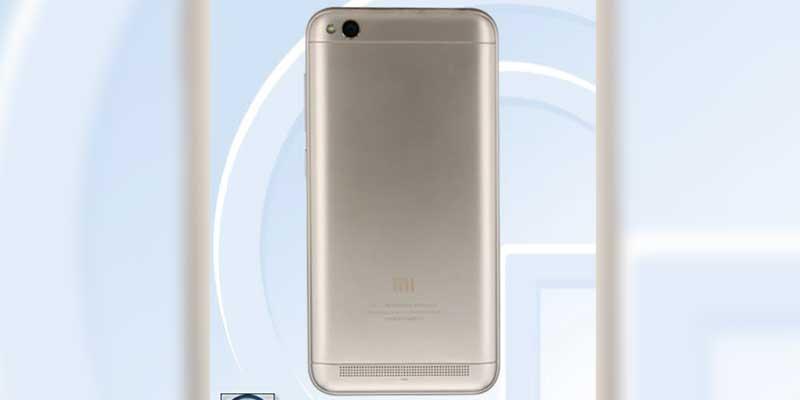 Xiaomi Redmi 5 Leakster