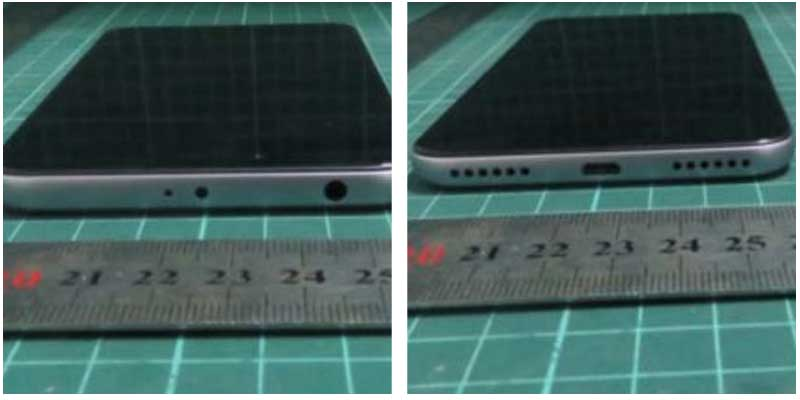 Xiaomi Redmi Note 5A Leak Panel