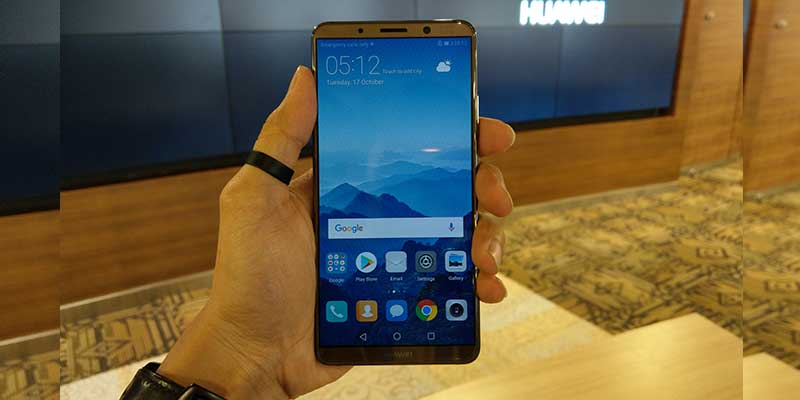 huawei mate 10 hands on droidlime