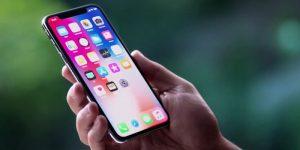 Apple iPhone X 4 300x150