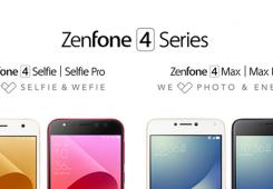 Asus Zenfone 4 Max dan Selfie 245x170