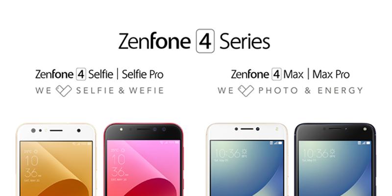 Asus Zenfone 4 Max dan Selfie