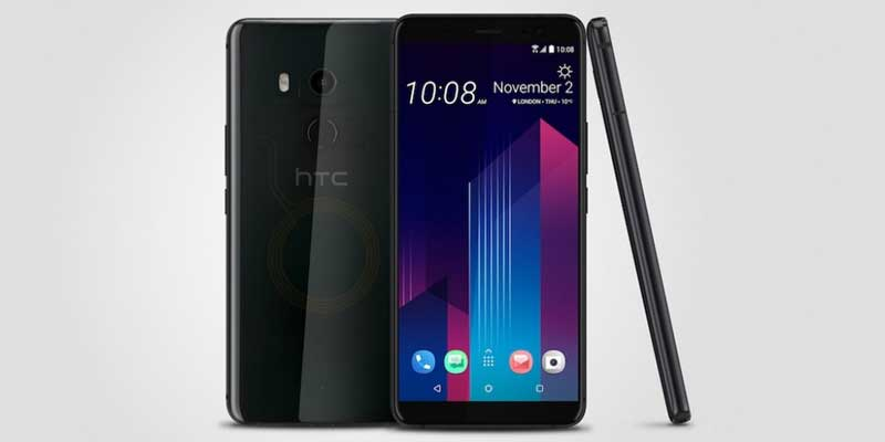 HTC U11 Plus ok