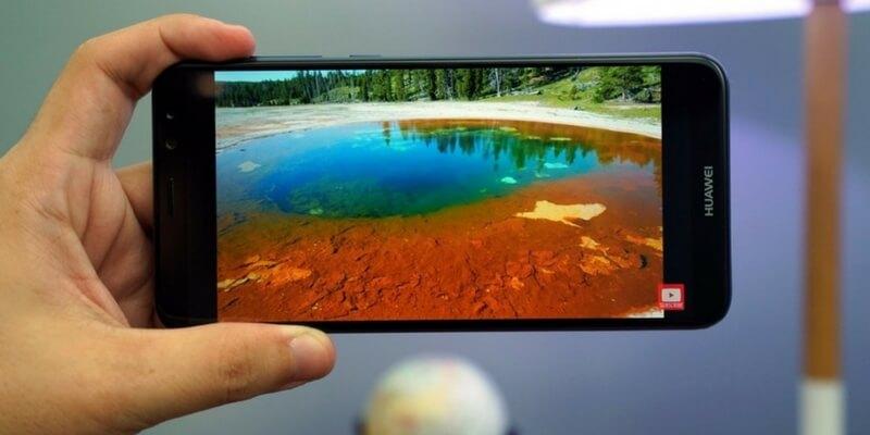 Huawei Nova 2i design