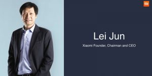 Lei Jun CEO Xiaomi 300x150
