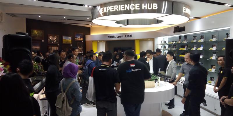 Nikon Experience Hub 2