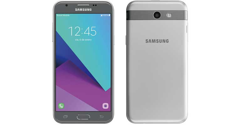 Samsung Galaxy J3 Leak Header