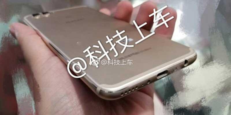 Smartphone Layar Penuh Fingerprint Depan Bawah