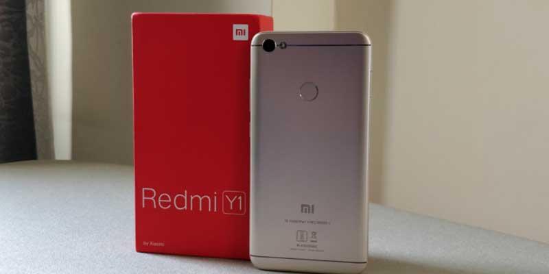 Xiaomi Redmi Y1 Selfie