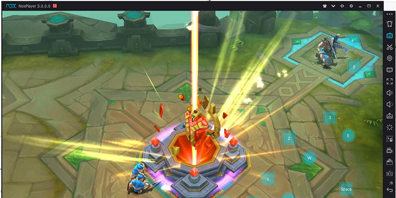 cara Main Mobile Legends di PC 4