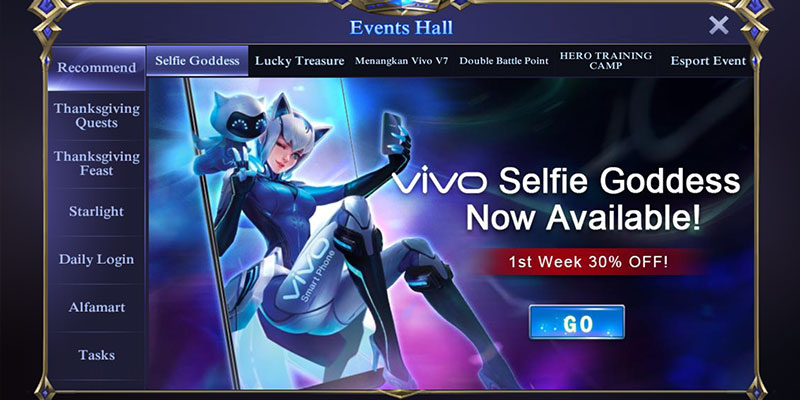 cara mendapatkan skin mobile legends gratis 11