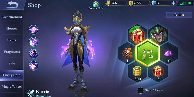 cara mendapatkan skin mobile legends gratis 3