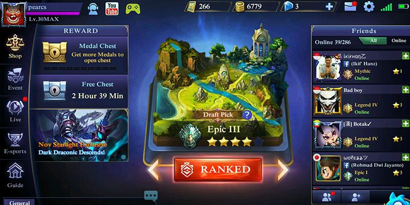 cara mendapatkan skin mobile legends gratis 6