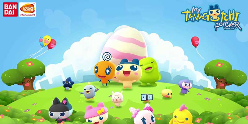 game tamagotchi android banner