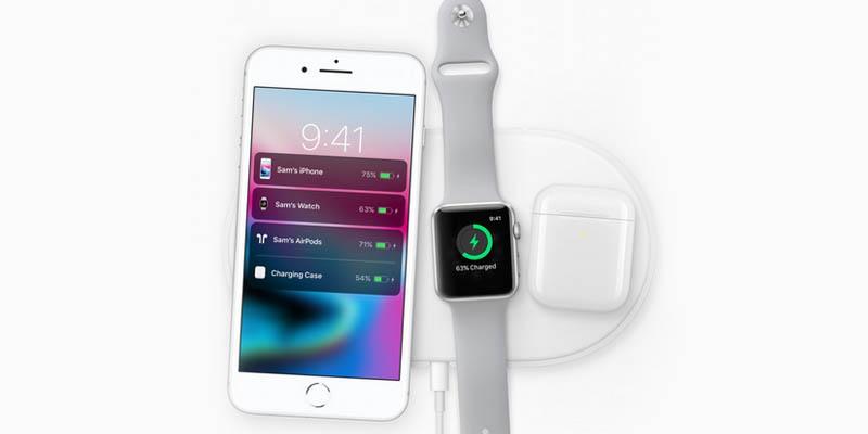iPhone 8 Qi Wireless