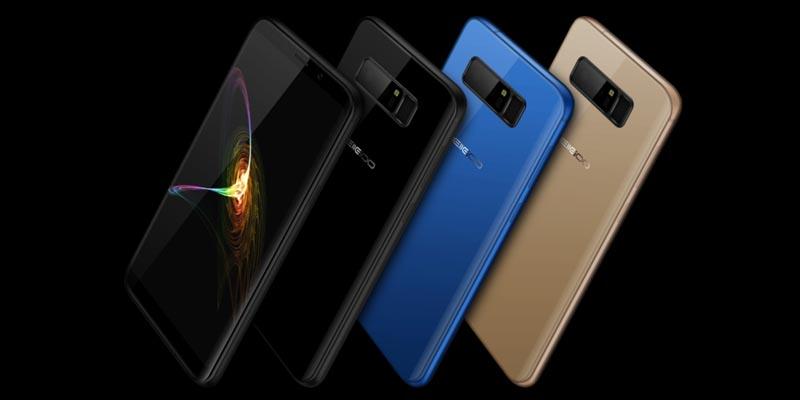 Meiigoo Note 8 clones Galaxy Note 8