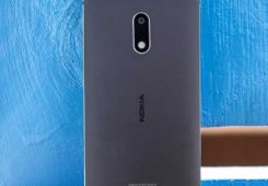 Nokia 6 Back Leak 245x170