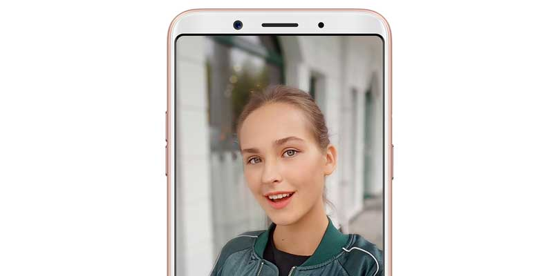 OPPO F5 Youth Selfie Camera