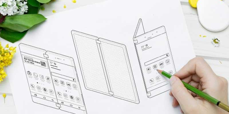 Fold Samsung Smartphone Patent Revealed, Will Focus on Game