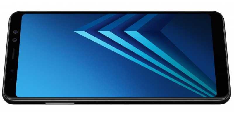 Samsung Galaxy A8 2018 Header