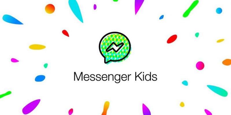 aplikasi messenger kids 1