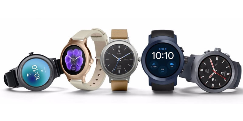 smartwatch android wear oreo