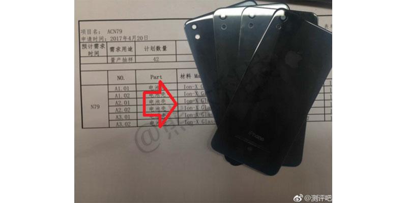 Bocoran iPhone SE 2