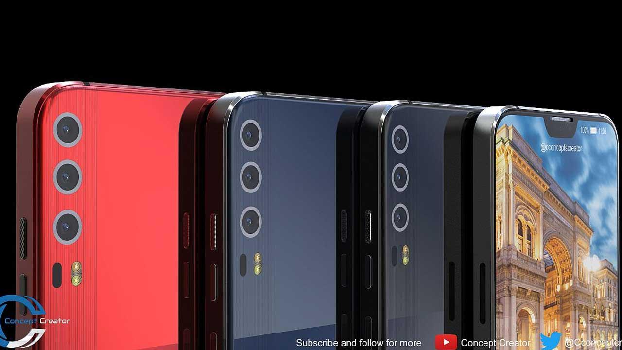 Huawei P11 3 Camera Leak