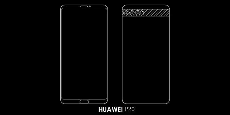 Huawei P20 Leak 3 Kamera