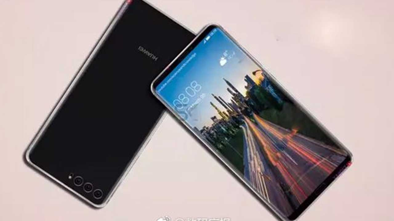 Huawei P20 Leak Hederz