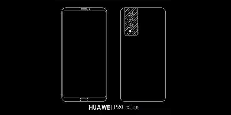 Huawei P20 Plus Leak 3 Kamera
