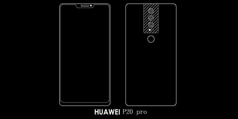 Huawei P20 Pro Leak 3 Kamera