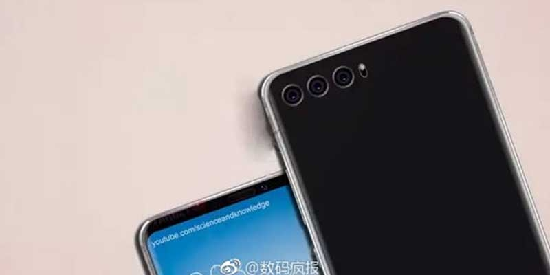 Huawei P20 Tiga Kamera