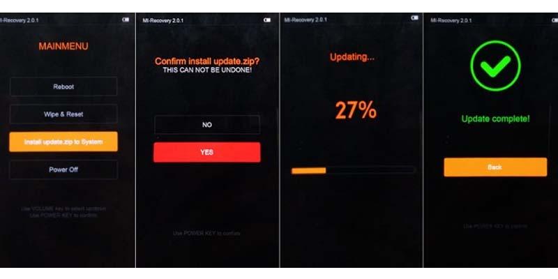 Mi 6 Android Oreo update