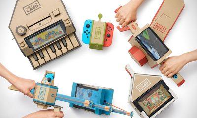 Nintendo Labo 400x240